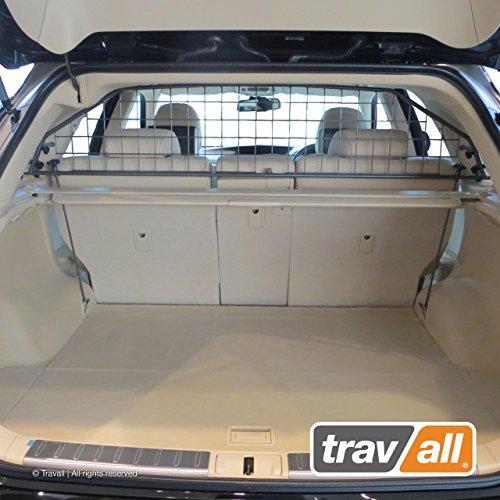 Travall® Guard Hundegitter TDG1427 - Maßgeschneidertes Trenngitter in Original Qualität (2014 Lexus F Sport)