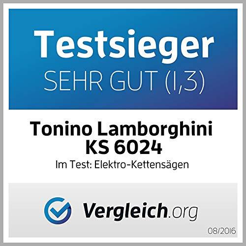 Tonino Lamborghini Elektro Kettensäge KS 6024 - 3