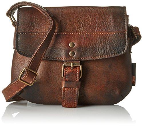 Jost  Ranger Ladies Bag S,  Damen Tornistertasche Braun (007 Cognac)