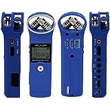 Zoom H1Blue Teléfono Recorder