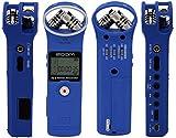 ZOOM H1 Blue Handy Recorder