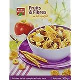 Belle France Céréales Fruits/Fibres 500 g - Lot de 3