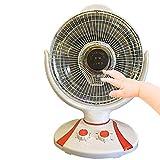 JWD Riscaldatori Alogeni per Riscaldamento Domestico Mini Spazio Personale Elettrico Riscaldatore Invernale Riscaldatori Elettrici per Ufficio, Protezione da Ribaltamento E Surriscaldamento.