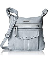 Tamaris Damen Adriana Hobo Bag S Umhängetasche, 12x29x25 cm