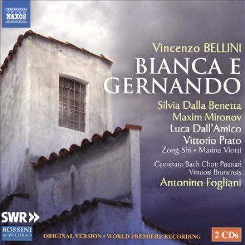 Bellini,Vincenzo - Bellini: Bianca e Gernando (2 CD) (Bianca E Gernando Bellini)