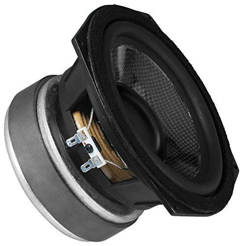 Monacor 10.2330 de alto rendimiento Hi-Fi de gama media Bass altavoz con...
