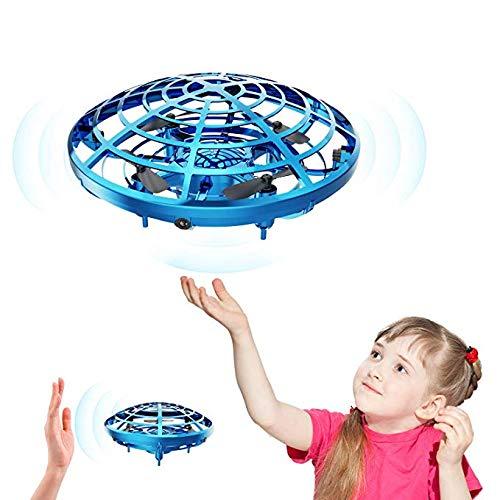 YliK Drone für Kinder Spielzeug Handbetriebene Mini-Drohne