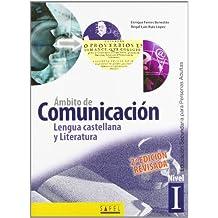 Ámbito De Comunicación. Lengua Castellana Y Literatura. Nivel I. ESPA 1