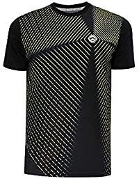 Camiseta Pádel Hombre J´hayber. DA3212 Black.