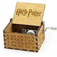 Hudson Crafts Harry Potter - Caja de música