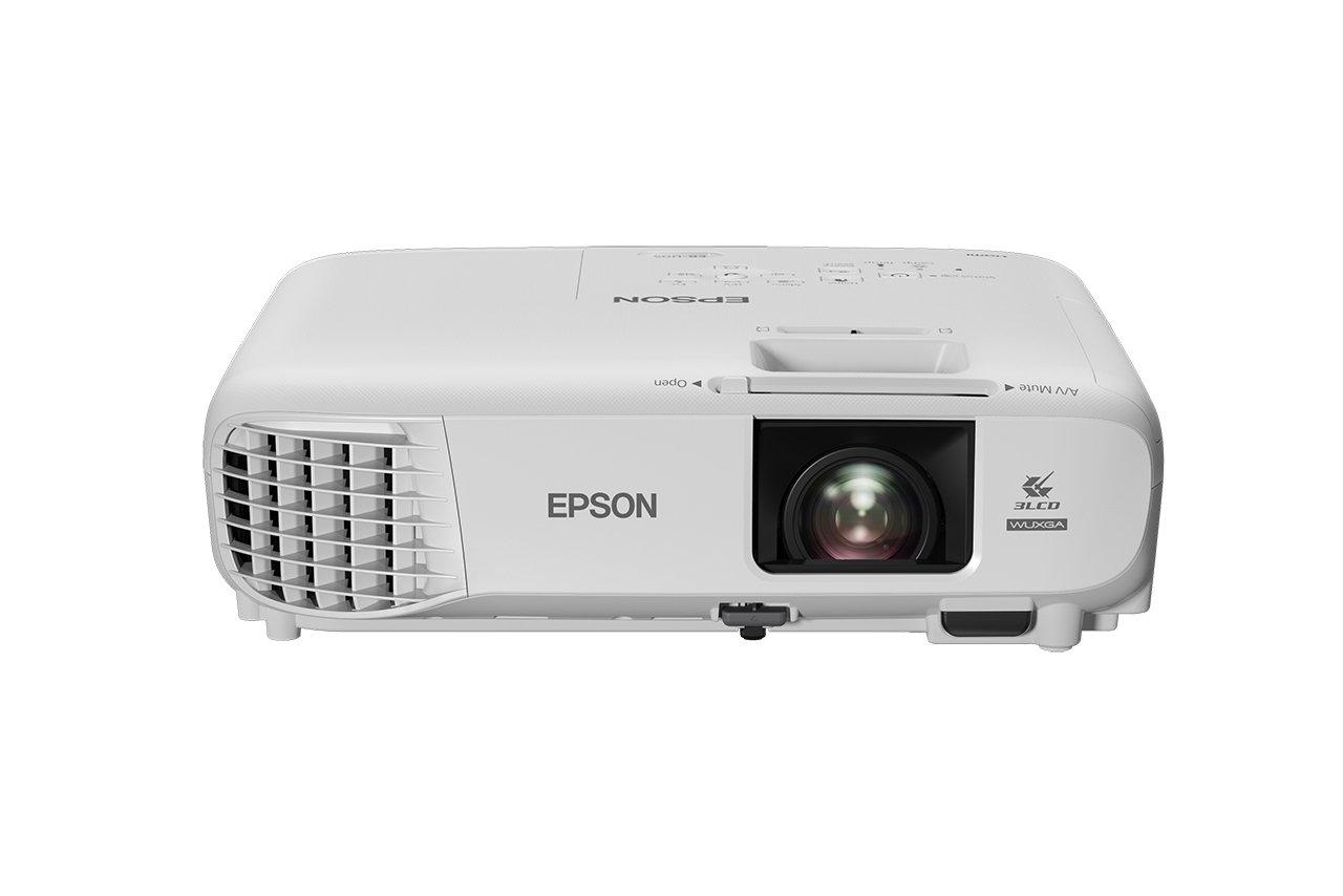51ikaoT8f6L - Epson EB-U05 3LCD, Full HD, 3400 Lumens, 300 Inch Display, Gaming & Home Cinema Projector - White