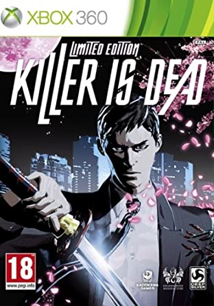 [XBOX360] Killer is Dead (2013) - SUB ITA
