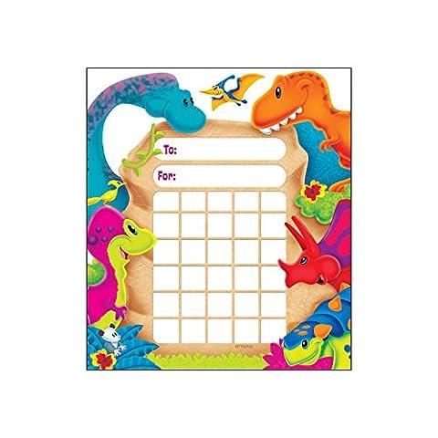 Trend Unternehmen Dino-Mite Pals Anreiz Pad (36 Stück), 5-1/4 x 6