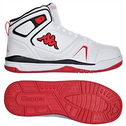 Sneakers - Virdest White-Red