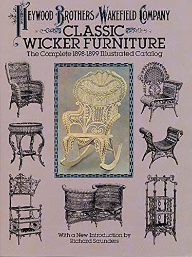 Classic Wicker (Classic Wicker Furniture (English Edition))