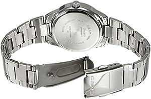 Casio Collection – Reloj Mujer Analógico con Correa de Acero Inoxidable – LTP-2069D