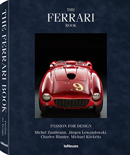 The Ferrari Book Passion for Design