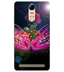 Ac Aditi CREATIONS BACKCOVER FOR LENEVO K5 NOTE