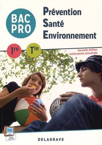 Prévention Santé Environnement (PSE) 1re, Tle Bac Pro (2015) - Pochette élève de M. Terret-Brangé (12 mars 2015) Broché
