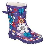 Animal Splashdown Girl's Wellington Boots