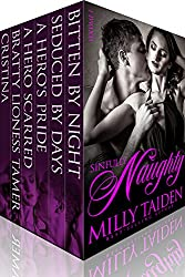 Sinfully Naughty Vol. 1 (BBW Shape Shifter & Contemporary Romance): Six scorching tales of naughty alphas and their mates! (English Edition)