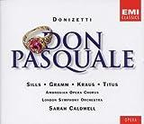 Don Pasquale Kraus Sills