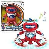 UFACE Spielzeug Ferngesteuerter Roboter, Intelligente Programmierung Geste Sensing RC Robot Kit, Tanzen Singen Walking RC Spielzeug für Kinder Unterhaltung