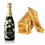 Perrier Jouet Champagner Belle Epoque 2011 in Holzkiste 12,5% 0,75l Flasche