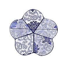 Wukong Paradise Tabla de la Estera del crisol Decorativo Bandeja de té Decorativa del té de la Tela Pad-A21