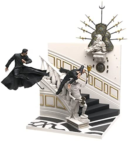 Matrix - Neo in Chateau Action Figure Box Set by McFarlane