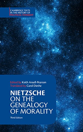 Nietzsche: On the Genealogy of Morality and Other Writings (Cambridge Texts in the History of Political Thought) (English Edition)