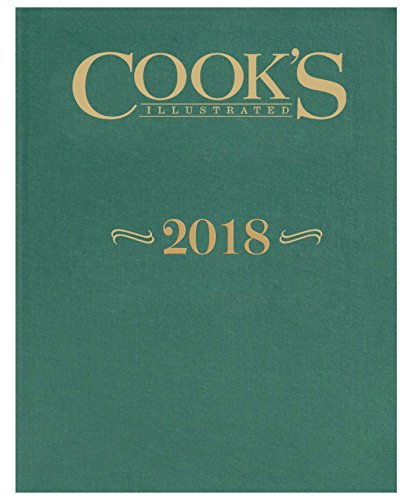 Cook's Illustrated Magazine 2018 (Cooks Illustrated Cookies)