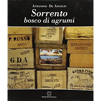 Sorrento Bosco Di Agrumi. Il Secolo D'oro Dell'agrumicultura Sorrentina (1850-1950)