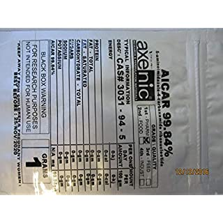 1 Gram AICAR (AICA ribonucleotide) -99.84% - Powder CAS 3031-94-5