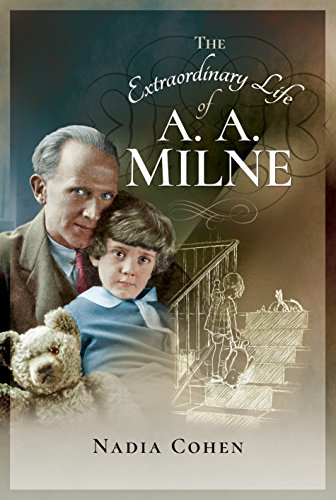 The Extraordinary Life of A A Milne for sale  Delivered anywhere in UK