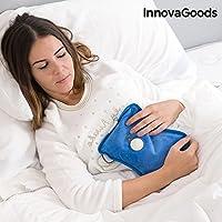 GKA Elektrische Wärmflasche Wärmekissen gegen Bauchschmerzen Muskelschmerzen weich mit Wasser gefüllt hält Temperatur... preisvergleich bei billige-tabletten.eu
