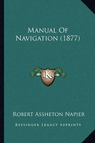 Manual of Navigation (1877)