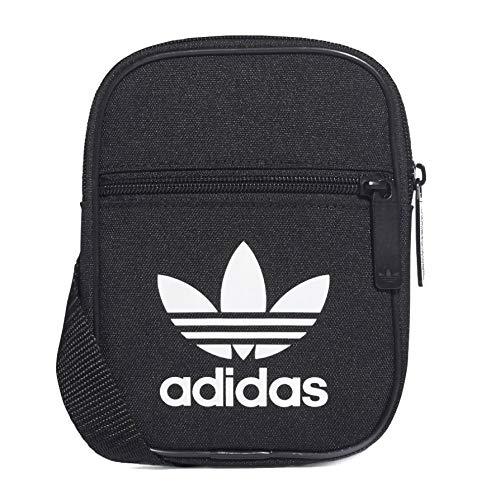 l Bag Umhängetasche, Schwarz (Negro), 24x15x45 Centimeters ()