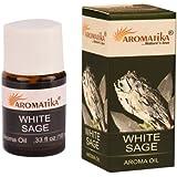 Aromatika® White Sage Diffuser Oil (Perfume Oil For Oil Burner) (1 Pc., 10 Ml.)