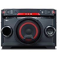 LG ok45High Power Sistema Hi-Fi con lettore CD, Radio e ingresso USB cromo/nero/rosso - Trova i prezzi più bassi su tvhomecinemaprezzi.eu