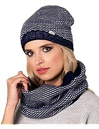 E Amazon Elegante Cappelli Accessori Cappellini it Scaldacollo wIfqxvI