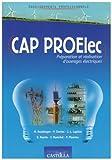 CAP PROElec (Préparation et Réalisation d'Ouvrages Eléctriques : Enseignements professionnels