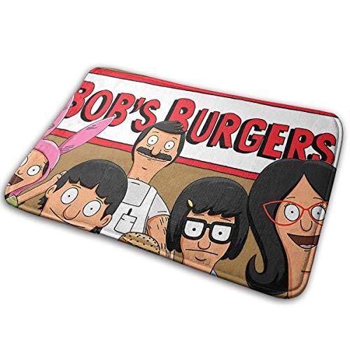 e Bob 's Burgers Lustige Innenwohnung, strapazierfähige Fußmatten saugfähige Matten Teppich Teppich ()