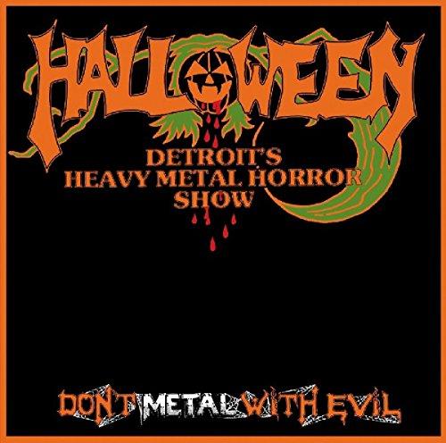 Don't Metal With Evil (Halloween Metal Heavy)