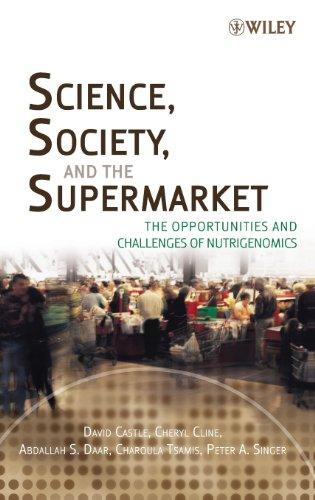 Opportunities Nutrigenomics: The Opportunities and Challenges of Nutrigenomics