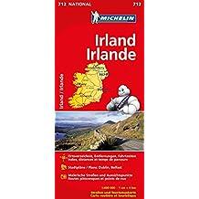 Irland (Michelin Nationalkarte)