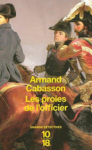Les proies de l'officier par Armand Cabasson