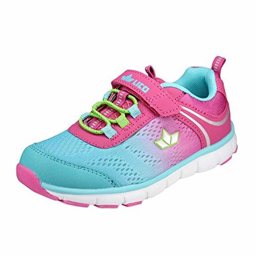 Lico  530466 Jums VS, Chaussures pour fille spécial sports d'extérieur türkis-petrol