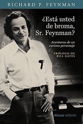 ¿Está usted de broma, Sr. Feynman? (Libros Singulares (Ls))