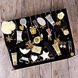 Bavaria Home Style Collection - Beauty Make Up Adventskalender - für Badespaß, Körperpflege, Hand- & Nagelpflege in sinnlichen Düften